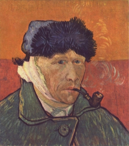 Vincent van Gogh had Menieres disease