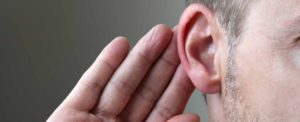 Hearing loss in vestibular schwannoma