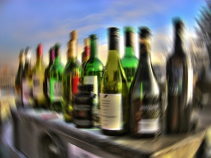 Alcohol, the most common cause of dizziness