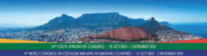 54th South African ENT Congress