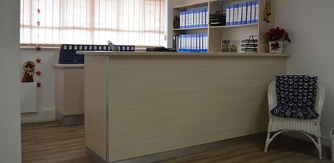 Pretoria Office Reception